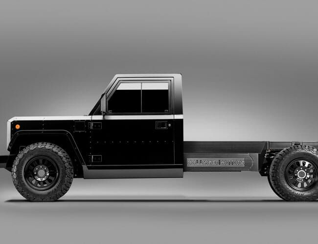 Could This Electric Truck Be the Basis of the Perfect Camping Rig of the Future?