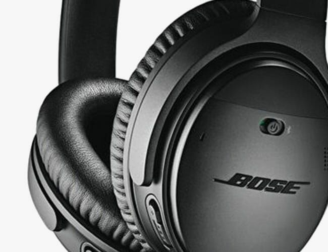 Have Your Bose QC35s Been Sounding Weird? You're Not Alone (and There's a Fix)