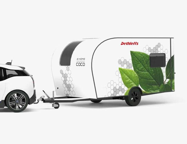 This Game-Changing Electric Camping Trailer Should Hit the Road This Year