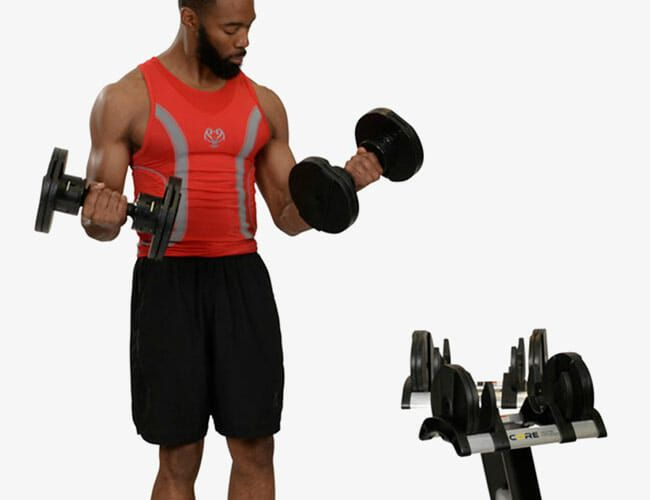 The Best Available Dumbbells for Your Home Gym — and the Best Moves to Do With Them