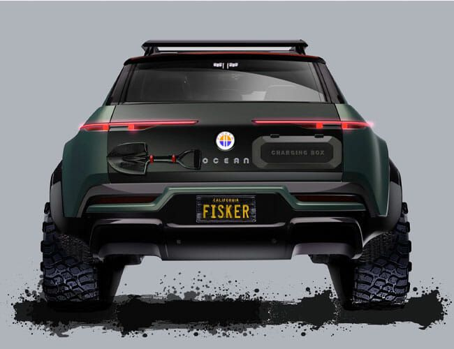 Fisker's Electric SUV Will Spawn an Extreme Off-Roading Version