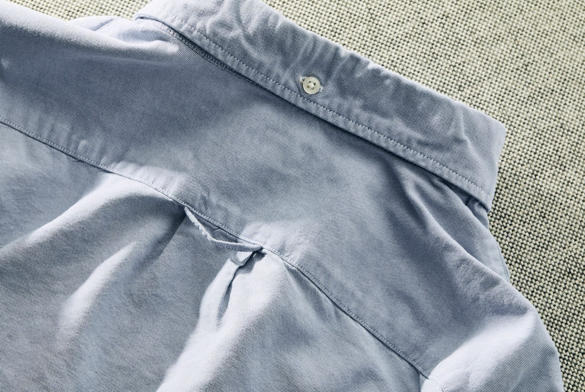 Ever Wonder Why There's a Loop on the Back of Your Button-Down ...