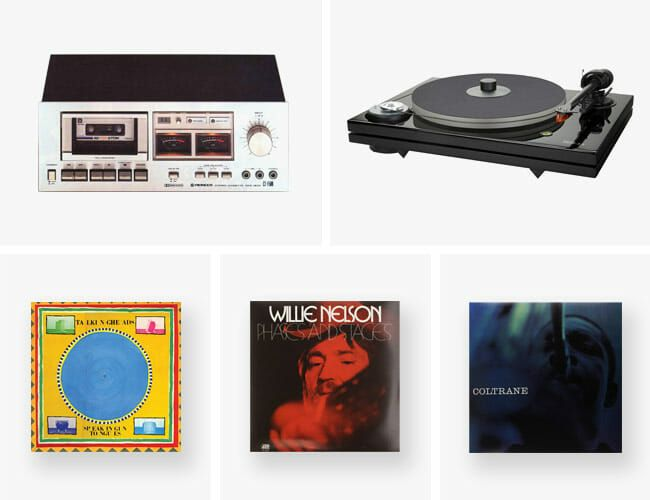 The Manager of a Beloved Minnesota Record Shop Shares His Home Hi-Fi System