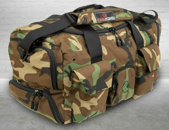 """""""The Mountain"""" Just Deadlifted a World Record 1,104 Pounds, and This Is His Gym Bag"""