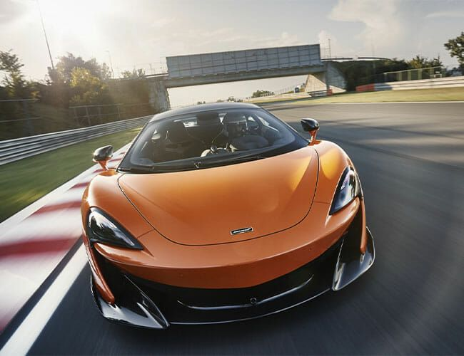 McLaren's Next Sports Car Could Be Its First to Lose Cylinders