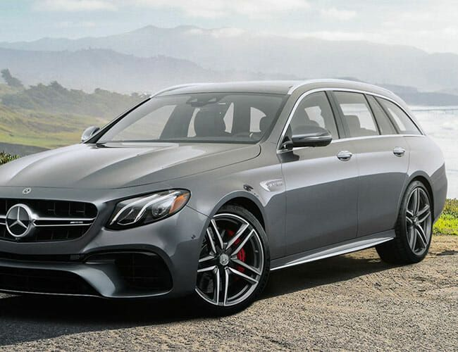 Enter to Win This Super-Fast Mercedes-AMG Wagon and Help Those on the Front Lines Against Coronavirus