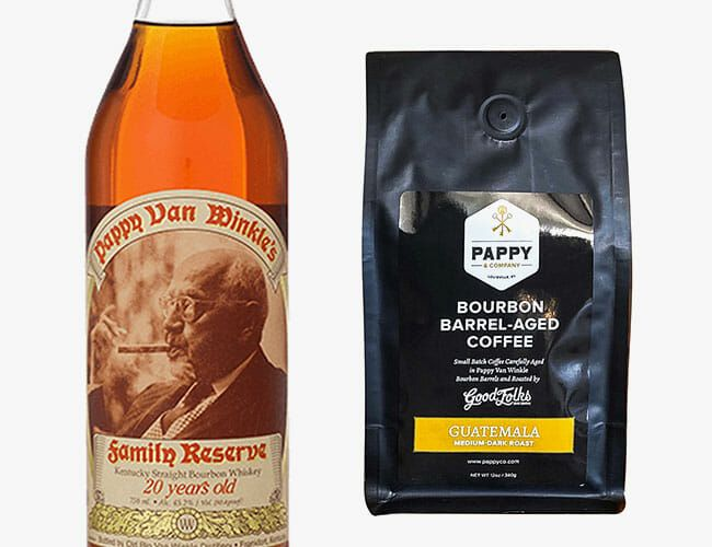 Can't Get Your Hands on Pappy Van Winkle Bourbon? This Coffee Is an Affordable Consolation Prize