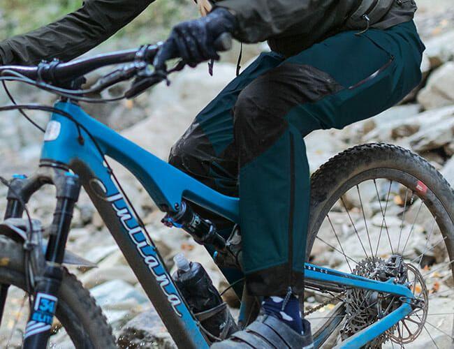This New Kit Proves Patagonia Is Taking Mountain Biking Seriously