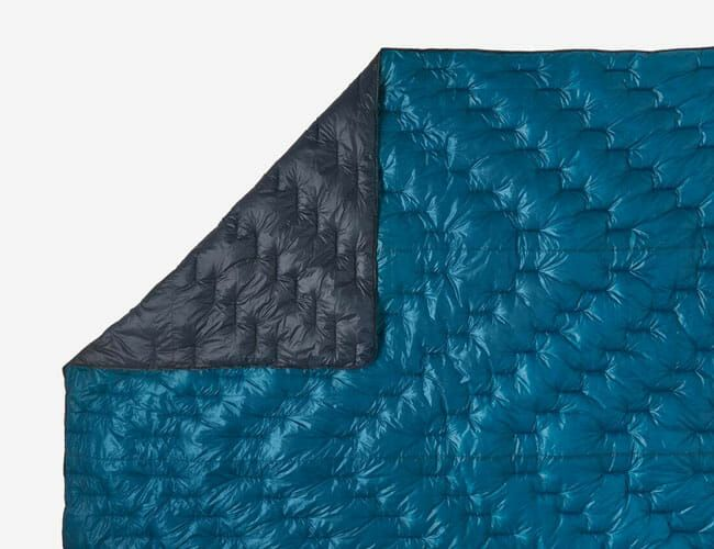 Patagonia's New Blanket Is Perfect for Life at Home