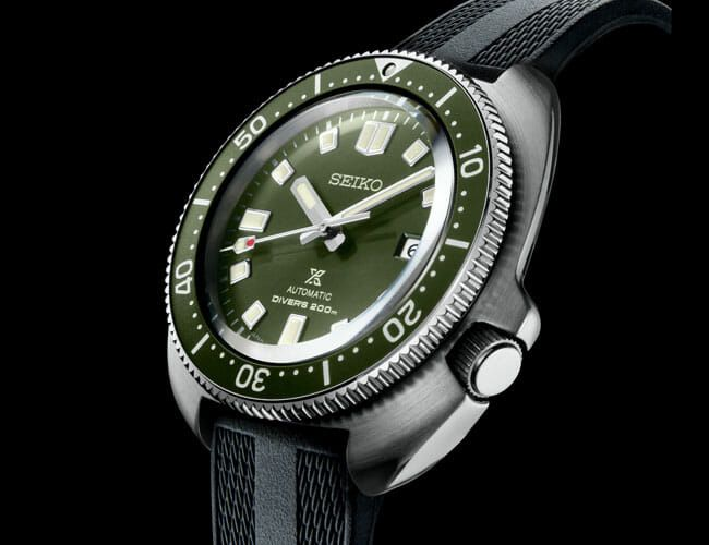 Seiko's Iconic Dive Watch Is Finally Priced for the Masses (Again)