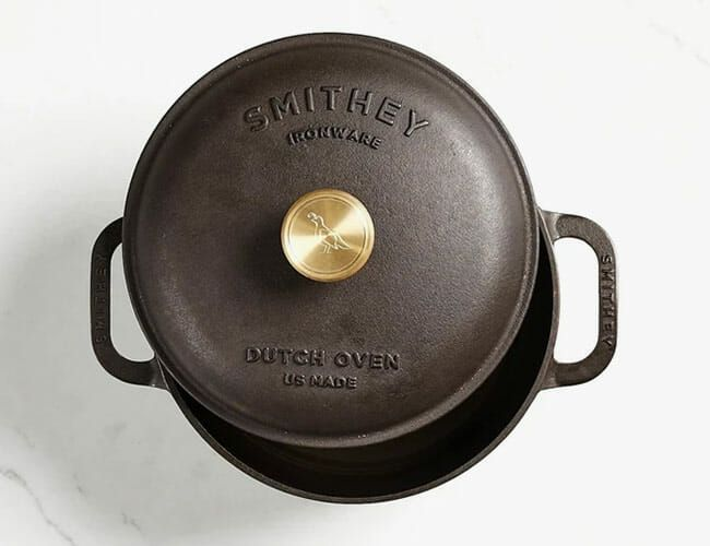 David Chang's Cast-Iron Cookware of Choice? A Young Brand Making Old School Pots and Pans