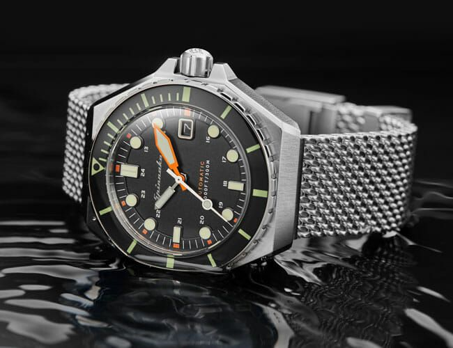 Get Ready for Summer with These Retro, Affordable Dive Watches