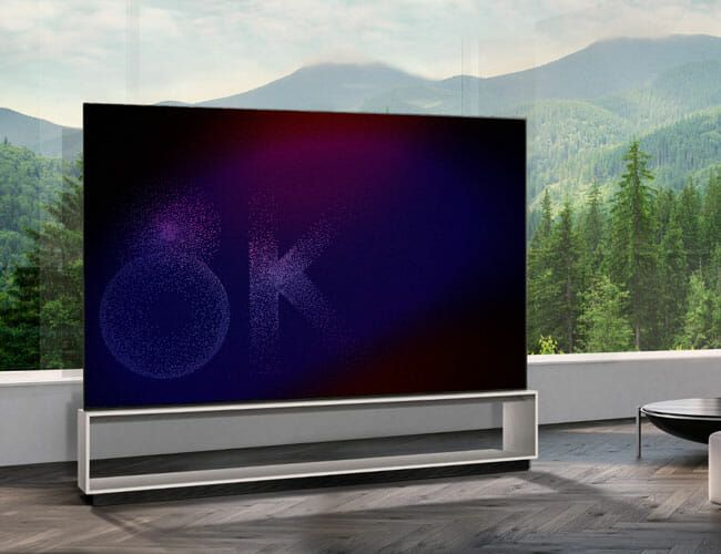 8K TVs Are the Future. Here's What You Need to Know Right Now