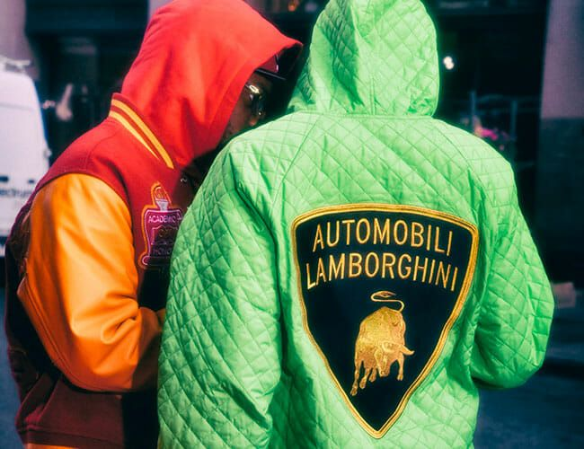 Supreme and Lamborghini Teamed Up to Make Your New Work-From-Home Wear