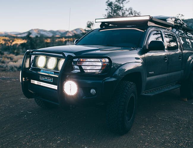 How to Pump Up the Off-Road Capabilities of Your Toyota Tacoma