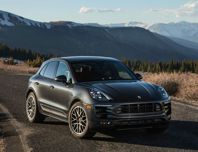 Looking For the Best Affordable Porsche? Buy a Used Macan