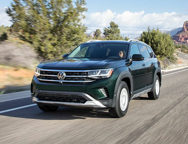 VW Is Making Its Atlas Overlanding Concept a Reality (Well, Sort Of)