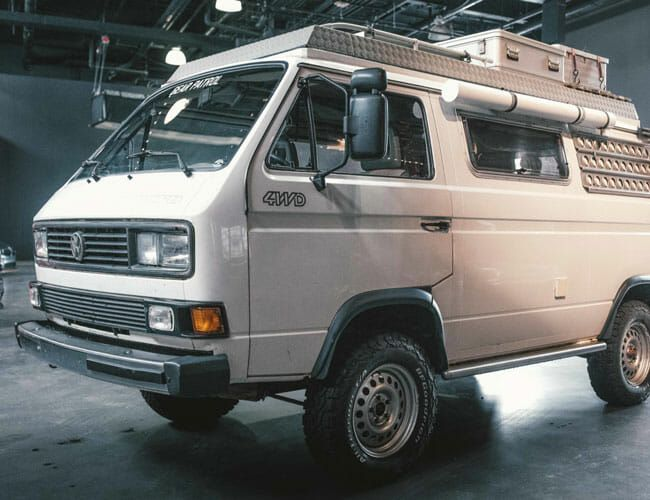 Live #VanLife to Its Fullest with This Overlanding-Ready Volkswagen Vanagon