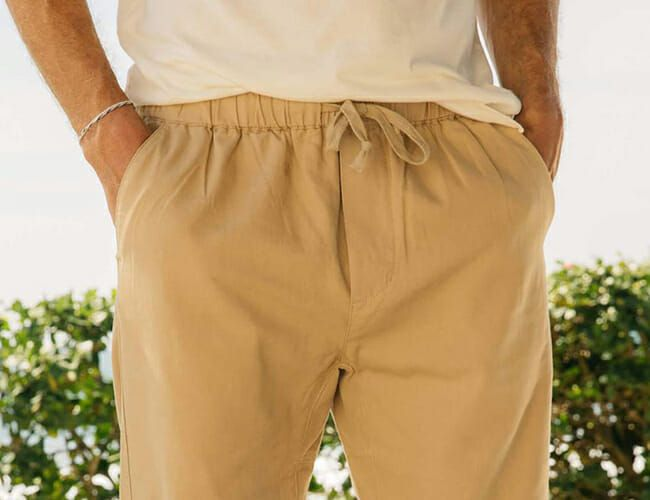 The 23 Best Drawstring Pants to Replace Your Sweats