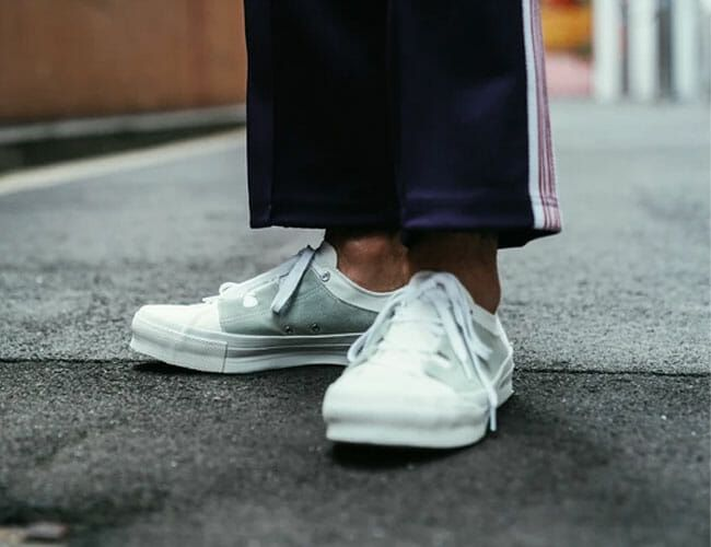 Don't Know About These Wild Japanese Sneakers? You Should