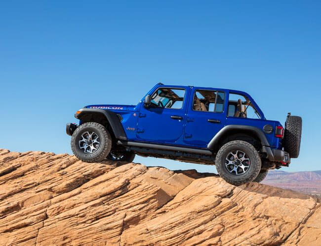 Would You Believe an Electric Jeep Wrangler Could Be the Best Wrangler Yet? One Jeep Exec Does
