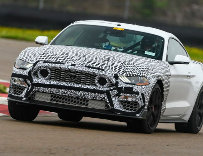 Ford's Next Mustang Has a Familiar Name: Meet the 2021 Mach 1