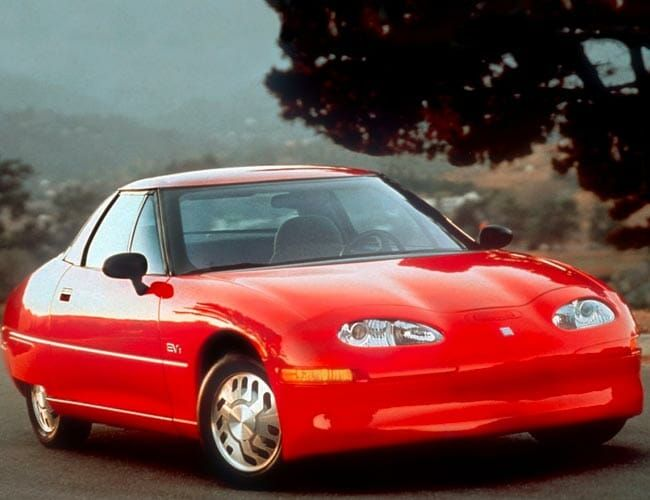 The Weirdest Cars Ever Made by General Motors