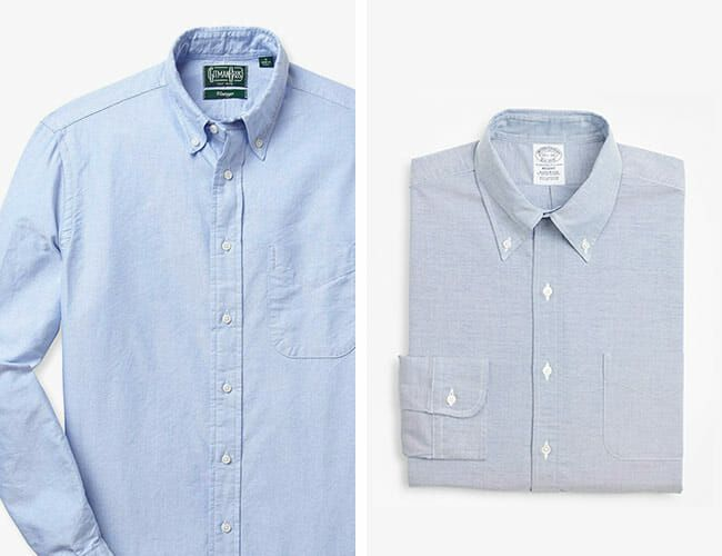 Which Classic Menswear Brand Makes the Best Button-Down Shirt? We Found Out