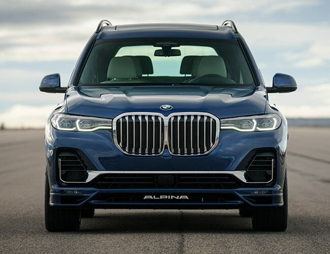 BMW's New Performance Beast Is the Most Powerful Giant SUV You Can Buy