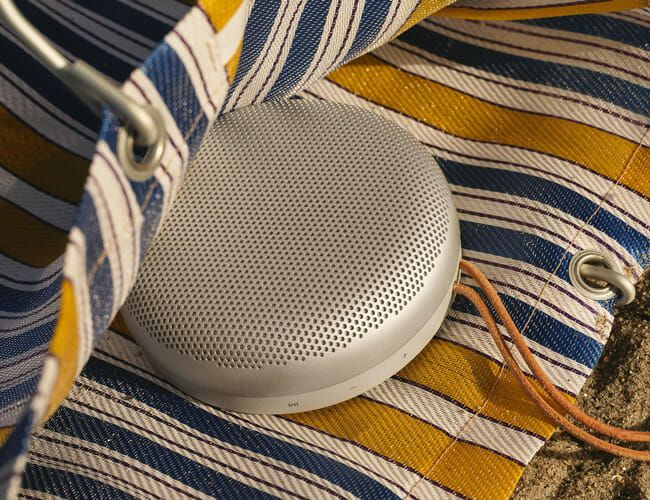 Bang & Olufsen's New Portable Speaker Comes at a Sky-High Price