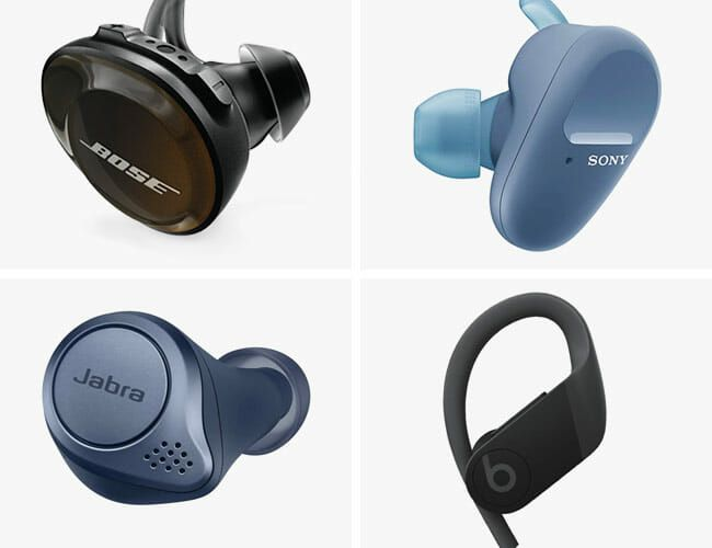 The 11 Best Wireless Headphones for Running and Working Out