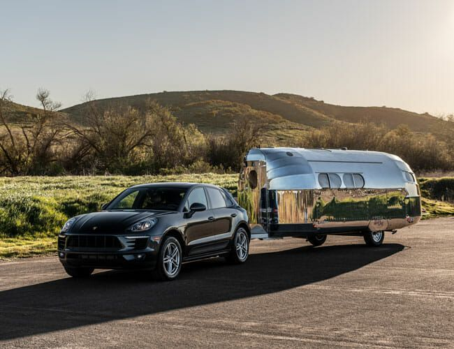 This Gorgeous, Super-Luxury Camping Trailer Can Last for 2 Weeks Off the Grid