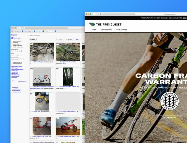 Shopping for a Used Bike? Here's How to Get One on the Internet
