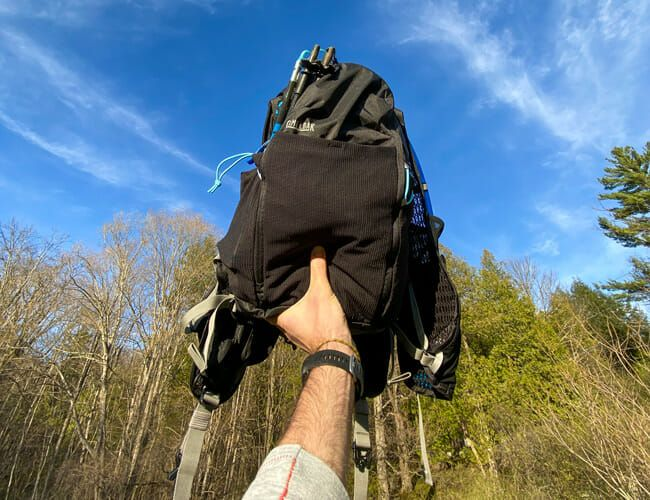 Quick Review: This New Hiking Backpack Takes Cues from Vests… in a Good Way