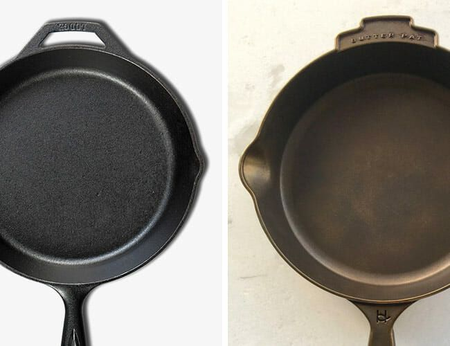 What's the Difference Between a $20 and $200 Cast-Iron Skillet?