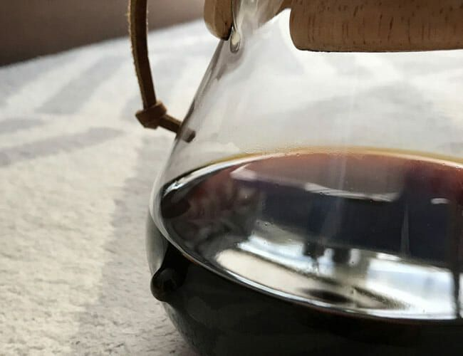 Why The Hell Does Your Chemex Have A Nipple? We Found Out