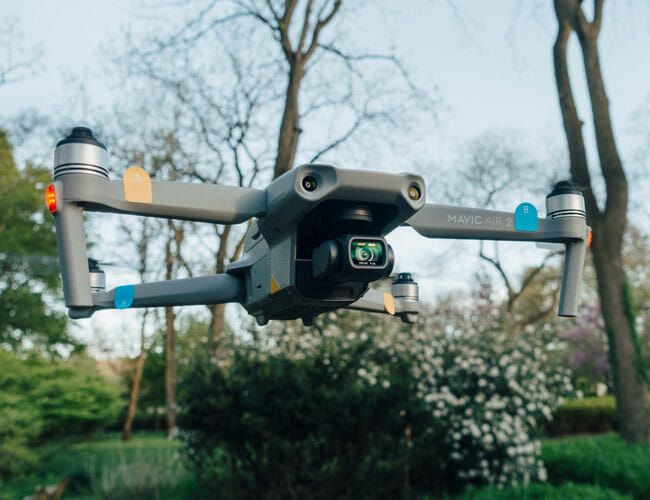 This Delightful Drone Is an Excellent Escape From Reality