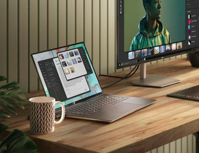 Dell's MacBook Pro Rival Has Up to 25 Hours of Battery Life