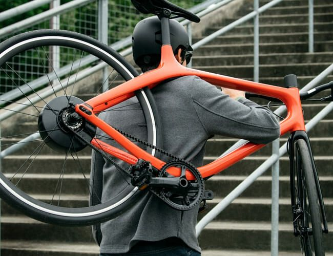 This Might Be the Least E-Bikey E-Bike Ever — in a Good Way