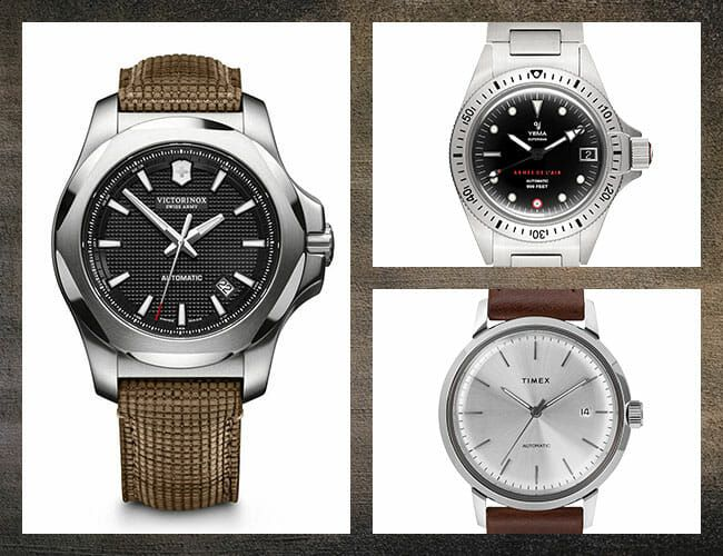 The Best Affordable Watches for Every Kind of Dad