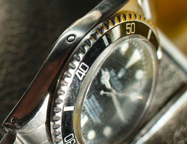 Why Does Your Rolex Dive Watch Have a Hole in Its Side? We Found Out