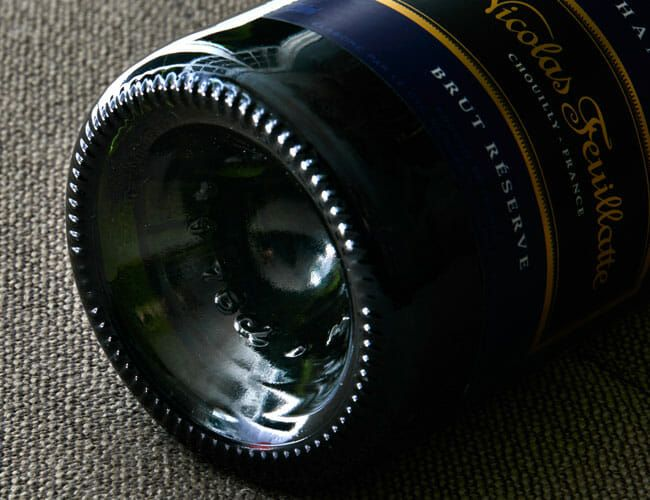 Why the Hell Is There a Dimple on the Bottom of Wine Bottles? We Found Out