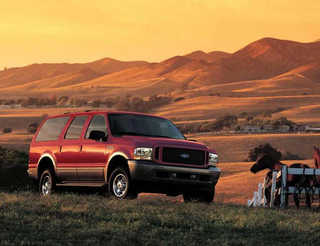 Ford's Recent Moves Suggest the Excursion Could Be Coming Back
