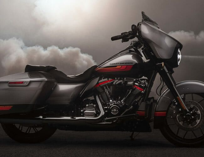 Enter to Win This Stunning Harley-Davidson and Help Those Hit Hardest by Coronavirus