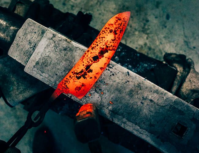 Everything You Need to Know About Knife Steel