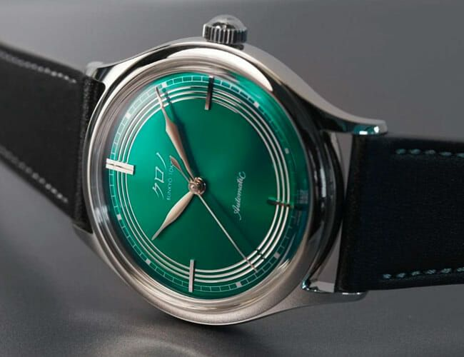 These Small-Batch Japanese Watches Are Sure to Sell Out Quickly