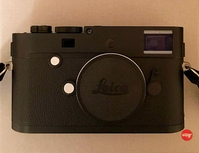 Leica's Black-and-White Digital Camera Is More Affordable Than Ever