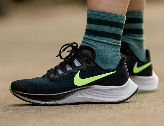 Nike's Latest Pegasus Is Both Futuristic and Familiar