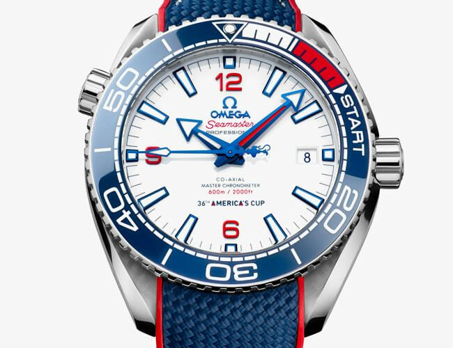 This Dive Watch Honors the World's Oldest International Sporting Trophy