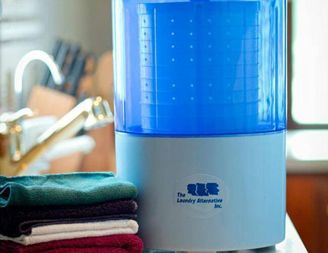 Coronavirus Forced Me to Do Laundry by Hand. This Cheap Spin Dryer Made It Bearable